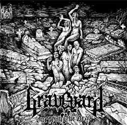 GRAVEYARD - One with the dead LP Death Metal