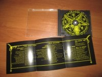 JOEL GRIND - The Yellowgoat Sessions CD Black Metal