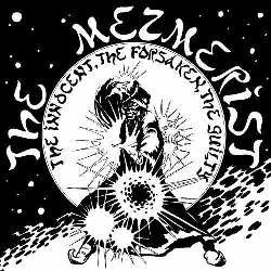 THE MEZMERIST - The Innocent, the Forsaken, the Guilty CD+DVD Heavy Doom Metal