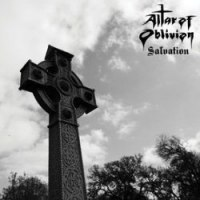 ALTAR OF OBLIVION - Salvation MCD Doom Metal
