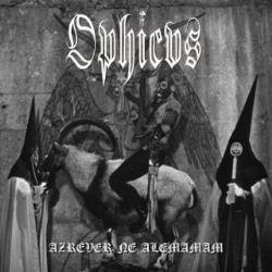 OPHICVS - Azrever Ne Alemamam CD Black Metal