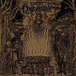 NIGROMANTE - Black Magic Night CD Heavy Metal