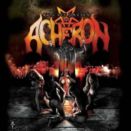 ACHERON - Kult Des Hasses CD Death Metal