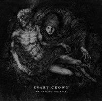 SVART CROWN - Witnessing the Fall LP Black Death Metal