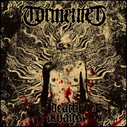 TORMENTED - Death Awaits Gatefold LP Death Metal