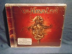 NON-HUMAN LEVEL - Non-Human Level CD Technical Groove Metal