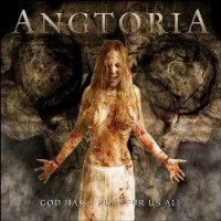 ANGTORIA - God Has a Plan for Us All CD Symphonic Metal