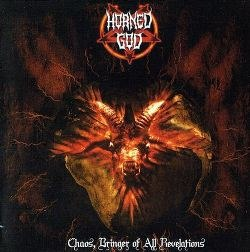 HORNED GOD - Chaos, Bringer of All Revelations CD Death Metal