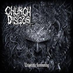 CHURCH OF DISGUST - Unworldly Summoning CD Death Metal