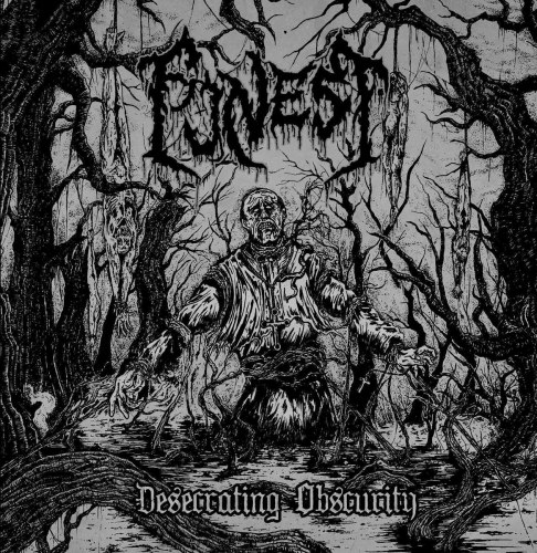 FUNEST - Desecrating Obscurity CD Old School Death Metal