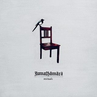JUMALHAMARA - Resitaali Digi-CD Dark Music