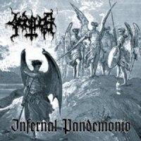 GOTTLOS - Infernal Pandemonio CD Raw Black Metal