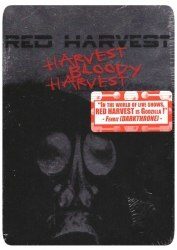RED HARVEST - Harvest Bloody Harvest DVD Industrial Metal