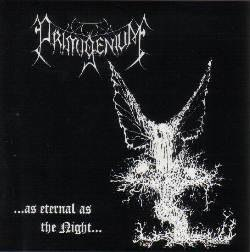 PRIMIGENIUM - As eternal as the night MCD Black Metal