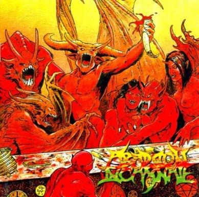ABADDON INCARNATE - The Last Supper CD Death Metal