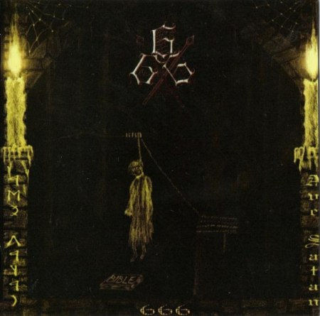 666 - Ave Satan! CD Black Metal