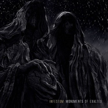 INFESTUM - Monuments of Exalted CD Black Metal