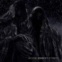 INFESTUM - Monuments of Exalted CD Black Metal