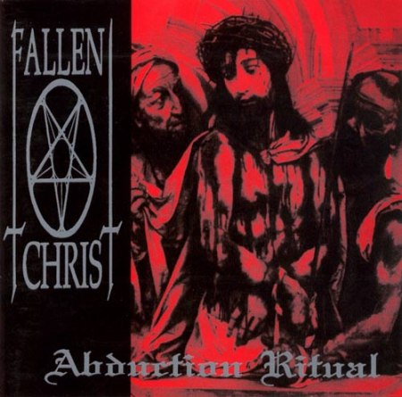 FALLEN CHRIST - Abduction Ritual Digi-CD Death Metal