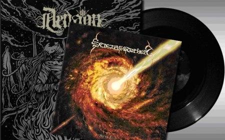 """AENAON \ STIELAS STORHETT - Er \ Alter Ego 7""""EP Progressive Blackened Metal"""