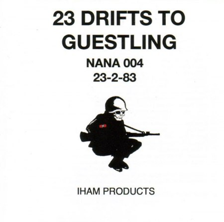 V/A - 23 drifts to guestling CD Avantgarde Music