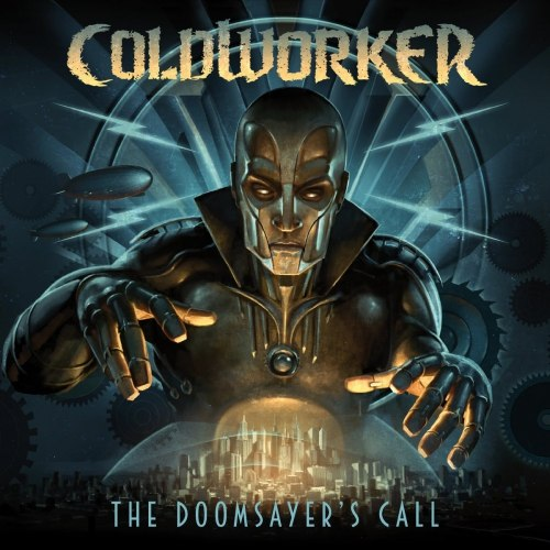 COLDWORKER - The Doomsayer's Call CD Death Metal