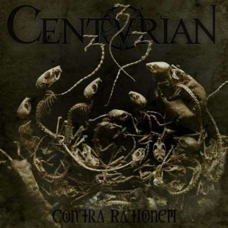 CENTURIAN - Contra Rationem CD Death Metal