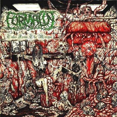 FORMALIN - Tales From the Morgue CD Brutal Death Metal