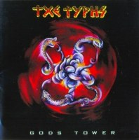 GODS TOWER - The Turns CD Pagan Metal