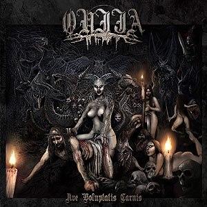 OUIJA - Ave Voluptatis Carnis CD Black Metal