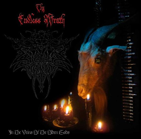 THY ENDLESS WRATH - In the Veins of the Olden Gods CD Black Metal