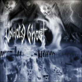 UNHOLY GHOST - Torrential Reign CD Death Metal