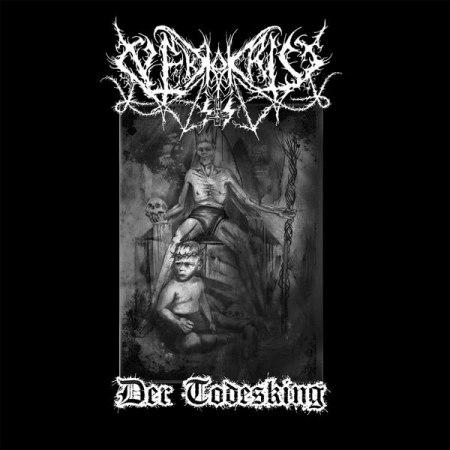 NEKROKRIST SS - Der Todesking LP Black Metal