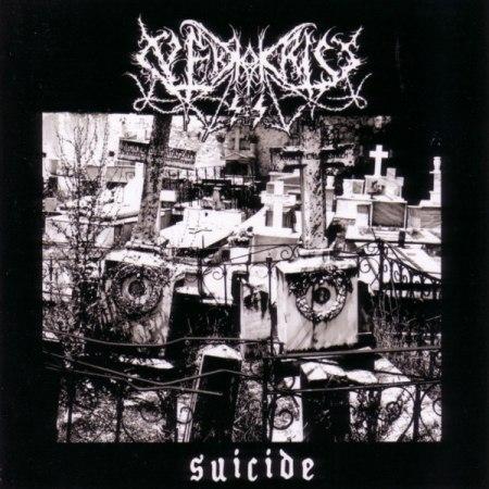 NEKROKRIST SS - Suicide LP Black Metal