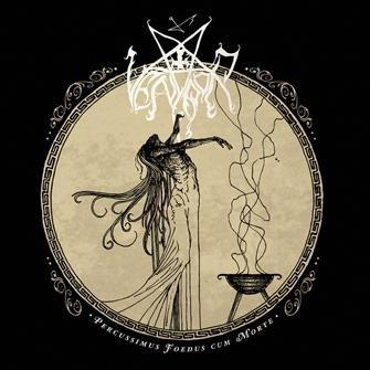 VENEROR - Percussimus Foedus Cum Morte CD Black Metal