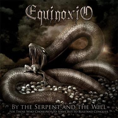 EQUINOXIO - By The Serpent And The Will CD Black Metal