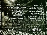 DEKAPITED - Contra Iglesia Y Estado MCD Thrash Metal