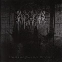 ALPTHRAUM - Cacophonies from Six Nightmares CD Ambient Black Metal