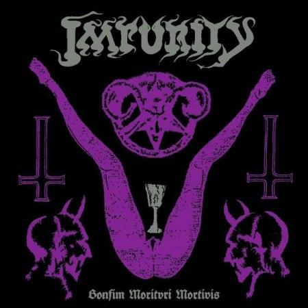 IMPURITY - Bonfim Moritvri Mortivis Giant Digipak Black Metal