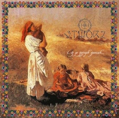 STWORZ - Cóż po żyznych ziemiach... CD Heathen Metal