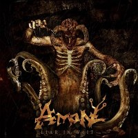 AMON - Liar in Wait Digi-CD Death Metal
