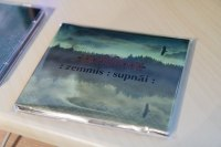 KREIVISKAI - Zemmis : supnāi Digi-CD Neofolk