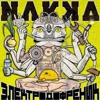 NAKKA - Электродофреник CD Groove Death Metal