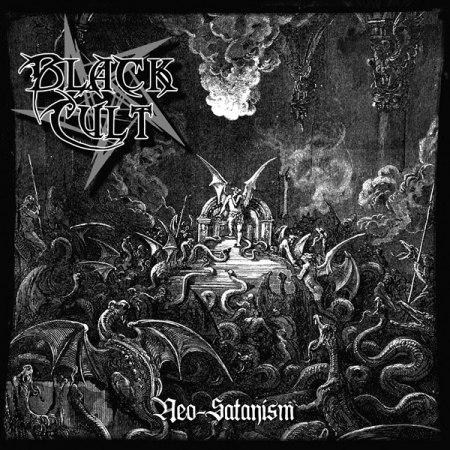 BLACK CULT - Neo-Satanism CD Black Metal
