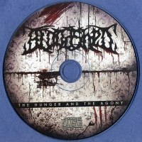 BLOODSHED - The Hunger and the Agony CD Death Metal