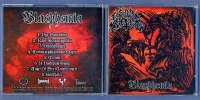 GODHATER - Blasphemia CD Blackened Thrash Metal