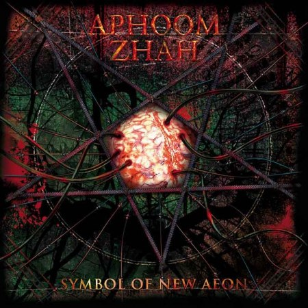 APHOOM ZHAH - Symbol of new aeon CD Satanic Thrashing Black Metal