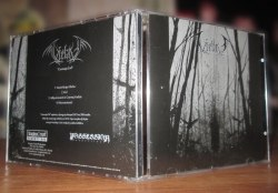 VIETAH - Czornaja ćviĺ CD Possession / Stygian Crypt