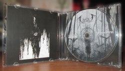 VIETAH - Czornaja ćviĺ CD Black Metal