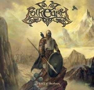 FOLKEARTH - Viking's Anthem CD Folk Metal